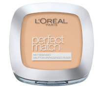Perfect Match Compact Puder W5 golden