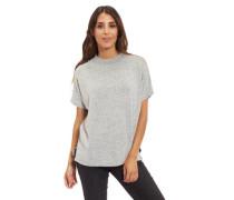T-Shirt Rundhalsausschnitt meliert