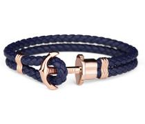 Armband Leder  cm Gr. XXL /roségold