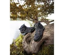 Trekkingschuhe Trail Cage Texapore /grau  1/2