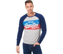 Sweat-Shirt, Rundhals,langarm,