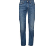 Jeans 08513-0886 Straight Slim Fit blau W33/L32