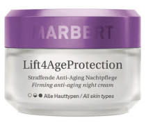 Lift4Age Protection, Straffende Anti-Aging Nachtpflege, 50 ml