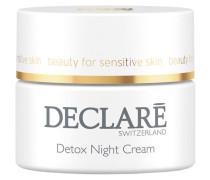 Detox Night Cream Gesichtscreme
