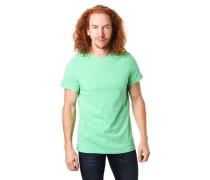 T-Shirt 3D-Print hinten Stickerei Flammgarn