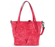 Basic-Handtasche Romy, red