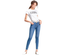 """Jeans """"310"""", Super Skinny Fit, Stretch, Waschungseffekte,"""