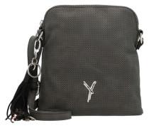 """Handtasche """"Romy Basic"""", Lochmuster, Logo, Lederoptik"""