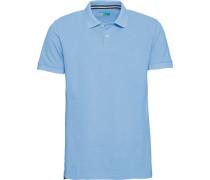 Poloshirt, hellblau, L