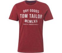 T-Shirt mit Print S