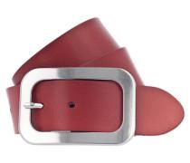 Gürtel Leder Dornschließe