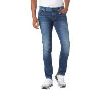 "Jeans ""Hatch"" Slim Fit Low Waist Waschung"