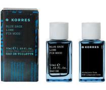 Blue Sage Lime Fir Wood Eau de Toilette