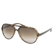 "Sonnenbrille ""RB 4125"", havana-, Verlaufsgläser"