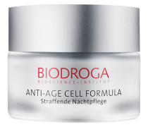 Anti-Age Cell Formula Straffende Nachtpflege
