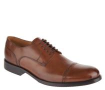 Schnürschuhe Leder Derby-Stil extra weit