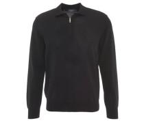 Pullover, Troyer-Kragen, uni,