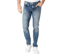 Jeans, Waschung,