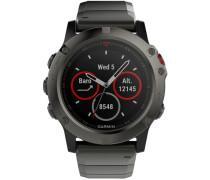 """Smartwatch Fenix® 5X """"010-01688-21"""""""