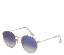 """Sonnenbrille """"RB3447N 001/3F"""", Filterkategorie 2, rundetall"""