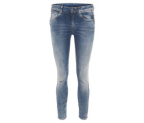 "Jeans ""Arc 3D"" Skinny Fit Waschung Ziernähte"