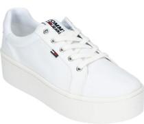 Sneaker, Plateaueder-Details,