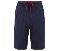 Lounge-Shorts Neppy-Jersey Tunnelzug