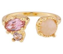 """Ring """"Sie und Ich"""", vergoldet AJPF601/1"""
