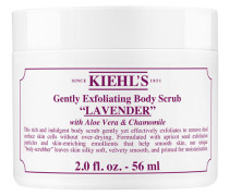 Gently Exfoliating Body Scrub Lavender