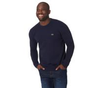 Pullover reine Wolle Rippbündchen