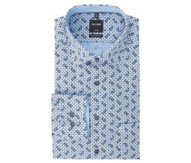 "Businesshemd ""Luxor"" Modern Fit Paisley-Muster"