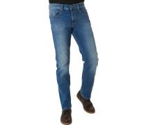 "Jeanshose ""Rando"", 5 Pocket, Used Look,"