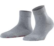 Socken Light Cuddie Pads medium grey melange -42