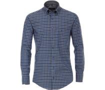 Freizeithemd, 1/1 Arm, Button-Down, Modern Fit