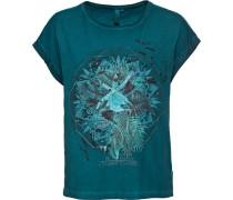 Druck-Shirt M