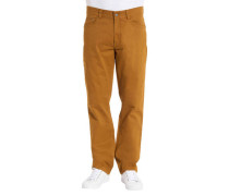 Hose Comfort Fit Five-Pocket-Stil uni