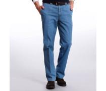 Jeans, Kurzgröße, jeansblau, 27