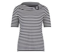 T-Shirt Streifen /navy