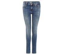 "Jeans ""Nicole""lim Fit, unifarben, für Damen, W25/L32"