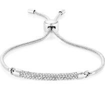Armband, rhodiniert