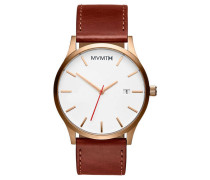 """Armbanduhr """"Classic"""" MM01-WBR"""