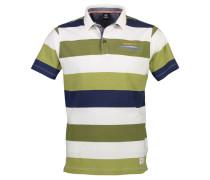 Poloshirt mit Blockstreifen L