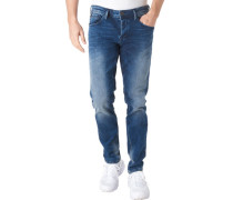 Jeans, used Look, Slim fit,