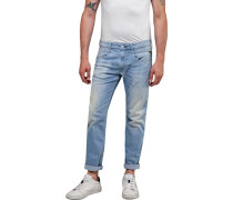 """Jeans """"Anbass"""", Slim Fit, 5-Pocket, Waschung,"""