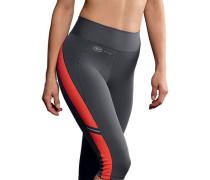 """Panty """"Sport Tights Fitness"""" Reflektorenbänder Reißverschlusstasche"""