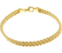 Armband, 375er Gelb
