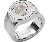 "Ring ""DX1202040"" Edelstahl"