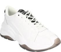 Sneakers, Leder, Gummibesatz, für Damen, 38