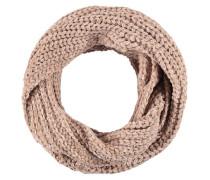 Loop-Schal, Chenille, weicher Griff, uni