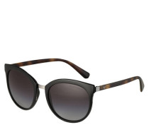 "Sonnenbrille ""EA2055 108G"" Filterkategorie 3 Schmetterlingsform"